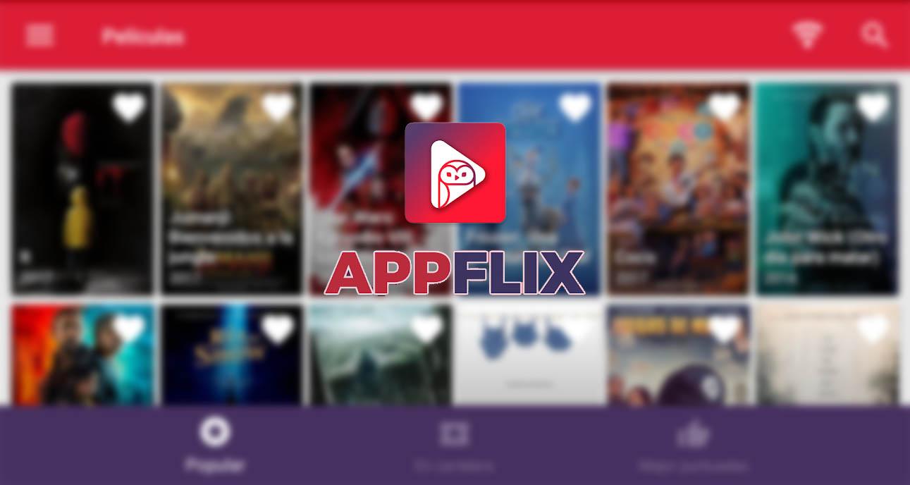 AppFlix Descarga para Android – ¡Mejor que NetFlix!
